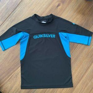 Quicksilver Boy's Rash Guard